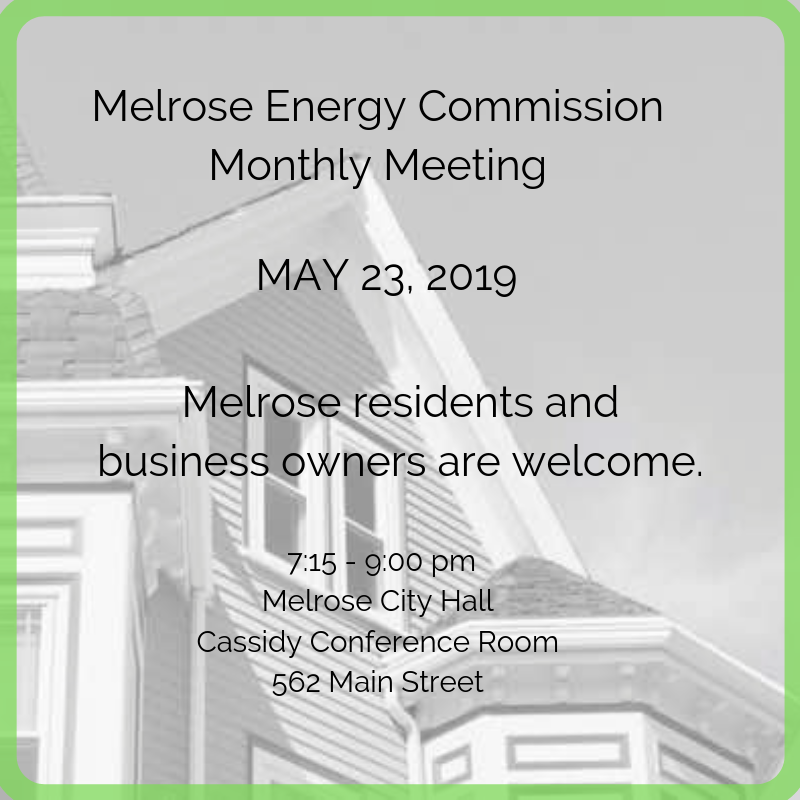 MEC May 23 Meeting Annoucement